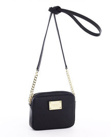 MICHAEL Michael Kors Jet Set Crossbody, Black, Vanilla or Zinnia