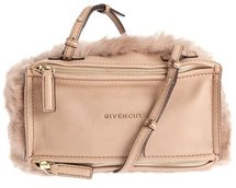 Givenchy &#x27;Pandora&#x27; fur bag