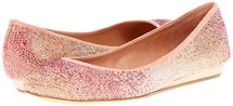 BCBGMAXAZRIA - Misha (Light Blush/Ombre Microfiber) - Footwear