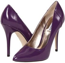 Steve Madden - P-Caroll (Purple Patent) - Footwear