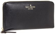 Kate Spade New York - Mikas Pond Lacey (Black) - Bags and Luggage