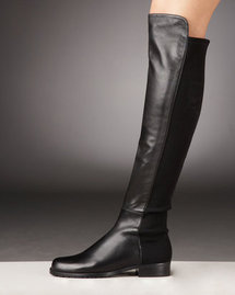 Stuart Weitzman 5050 Over-the-Knee Combo Boot