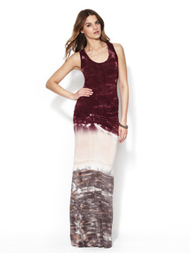 Tie Dye Hampton Maxi Dress