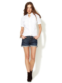 Shorty Mid-Rise Short
