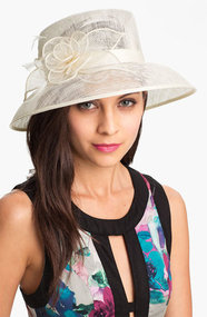 Nordstrom 'Medium' Down Brim Derby Hat