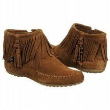 Minnetonka Moccasin Women's Ashby Ankle Boot