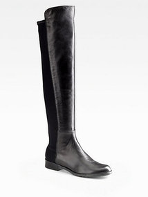 Stuart Weitzman Over-The-Knee Flat Boots
