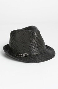 Metallic Fedora