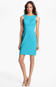 Trina Turk 'Etiquette' Stretch Sheath Dress