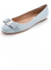Salvatore ferragamo Varina Patent Ballet Flats