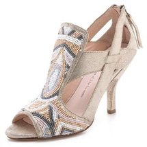House of harlow 1960 Madge Beaded Sandals
