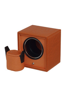 Orange Single Automatic Watch Winder