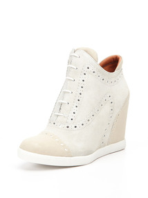 Cassis Wedge Bootie
