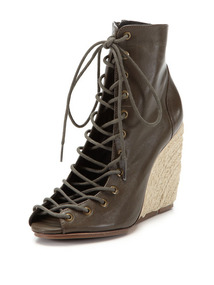 Solange Wedge Bootie