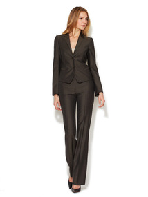Lisa Kent Wool Pant Suit