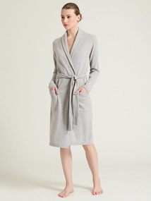 Classic Cashmere Robe