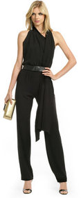 Halston Heritage Adreneline Rush Jumpsuit