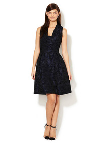 Nile Cecil Textured Dress