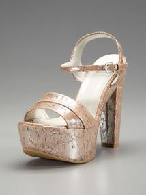 Once Platform Sandal