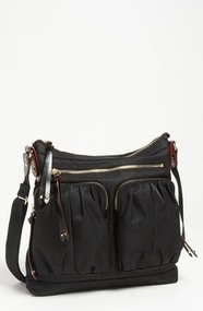 M Z Wallace 'Mia' Nylon Crossbody Bag