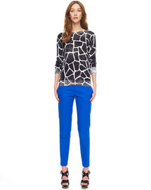Michael Kors Stretch Slim Pants