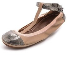 Yosi samra T-Strap Ballet Flats