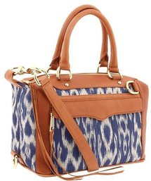 Rebecca Minkoff - Mab Mini (Blue/White) - Bags and Luggage