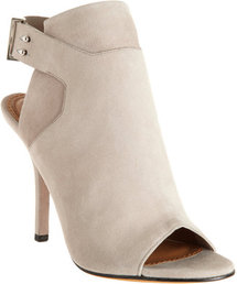 Givenchy Peep Toe Slingback Bootie