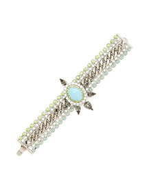 Dylan Floral Station Bracelet