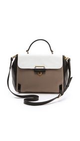 Marc by Marc Jacobs Sheltered Island Colorblock Top Handle Bag