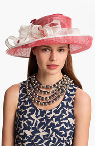 Nordstrom Large Up Brim Derby Hat