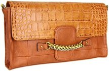 Jessica Simpson - Fearless Clutch (Safari) - Bags and Luggage