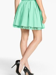 Remain Crinoline Pleated Skirt | Nordstrom