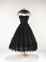 Evening dress - House of Chanel  (French, founded 1913)