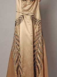 Evening dress House of Chanel  (French, founded 1913) 3