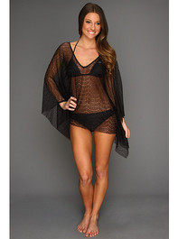 Billabong Forever Rockin Cover-Up Off Black