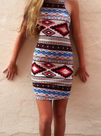 The Mini Tribal Girl Dress