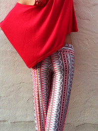 Soft tribal Exumas Pants