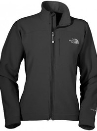 Black North Face Apex Bionic Womens Jacket