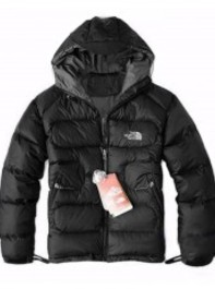 Black North Face Down Jacket Mens