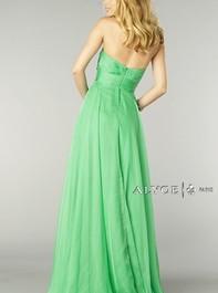 Alyce Paris 6419 Strapless Sweetheart Long Mint Leaf Prom DressOutlet